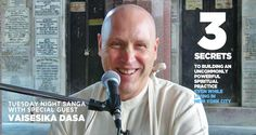 Tuesday Night Sanga with Vaisesika Das Dec 2015