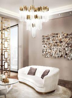 LUXXU Modern Lamps: Burj Chandelier  #interiordesigner #bestinteriordesigners #interiordesigninspiration home interior design, interior design ideas, interior decorating ideas Visit us at www.luxxu.net