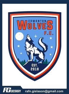 Sports Logos, Sports Teams, Canada Soccer, Wolf, Football, Wolves, Soccer, Futbol, American Football