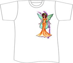 Fairy tees fairy tshirt tshirt with fairies by OriginalMindsTees