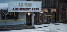 abandonedplaces: Old West Abandoned Amusement Park - Japan Haunted Places, Abandoned Places, Long Gone, Abandoned Amusement Parks, Park Around, Thing 1, Old West, Old Things, Around The Worlds