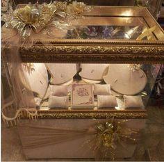 Bridal dazzah box Bridal Boxes, Wedding Boxes, Bridal Gifts, Wedding Gifts, Wedding Hamper, Event Planning, Wedding Planning, Trousseau Packing, Wedding Gift Wrapping