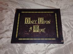 Hey, I found this really awesome Etsy listing at https://www.etsy.com/listing/189083042/henrys-once-upon-a-time-storybook