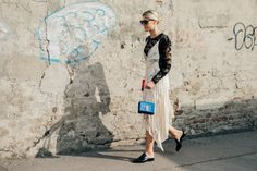 Sokak Stili: Milano Moda Haftası 1. ve 2. Gün
