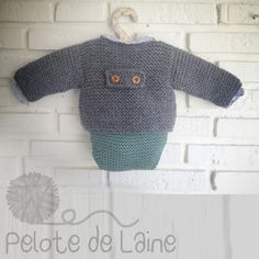 Pelota de laine  - No pattern - just idea