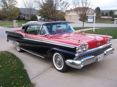 1959 Ford Skyliner ★。☆。JpM ENTERTAINMENT ☆。★。