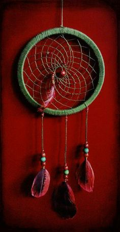 Christmas dreamcatcher   dream catchers are one of the most fascinating traditions of native ...