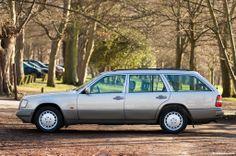 Mercedes E-Class Classic Estate Old Mercedes, Mercedes Benz Cars, Classic European Cars, Classic Cars, Daimler Benz, Benz E Class, Nice Cars, Station Wagon, Dream Cars