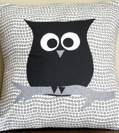 owl pillow <3
