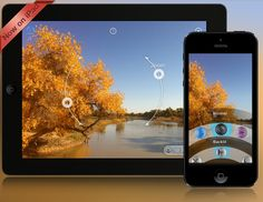 Blux Camera Pro für iPad und iPhone - Free For A Limited Time