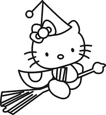minnie flying witches disney halloween coloring pages color my