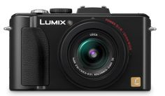 Panasonic Lumix DMC-LX5 10.1 MP Digital Camera with 3.8x Optical Image Stabilized Zoom and 3.0-Inch LCD - Black $349.79