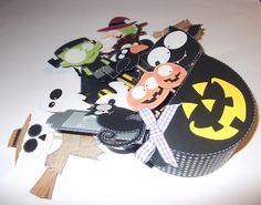 cartoncino mio: L'arca di Halloween
