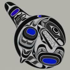orca native art - Google Search