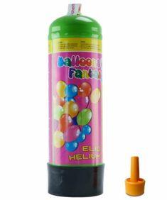 Helium Ballongas Einwegflasche Bombolo 1 Stück: Amazon.de: Spielzeug