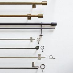 Oversized Adjustable Metal Rod