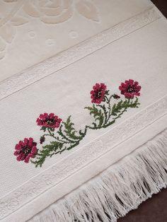 Crochet Bedspread, Cross Stitch Embroidery, Shag Rug, Rugs, Home Decor, Bath Linens, Dish Towels, Cross Stitch Samplers, Embroidery Stitches