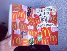 """Colecciona la letra """"M"""" en esta página."""