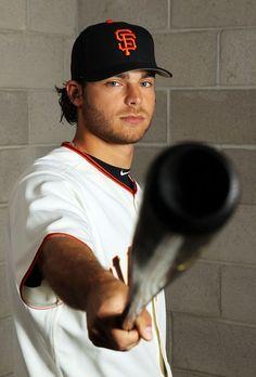 Brandon Crawford, great baseball player and adorable at the same time!!
