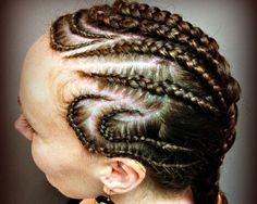on scalp plaits - Google Search