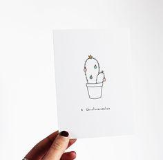 "circlebirthday: ""Christmas card! """