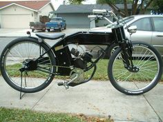 Moped Photo Gallery - Eagle Custom