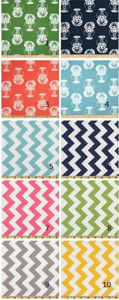 LOBSTERS & CHEVRON Family Size Reversible Outdoor Blanket