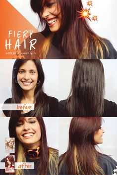 Vivid red. Beyond brilliant color. With an extra shot of pure hair dyes, Féria's Power Reds fire up every strand for crimson hues that dazzle from root to tip. Live in color. Live in Féria.