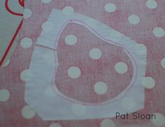 Pat Sloan Fusible Applique tutorial | for when I get to the Dahlia quilt
