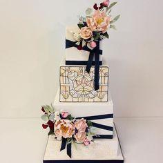 J&J's wedding cake inspired by the | WEBSTA - Instagram Analytics