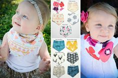 Whether it's for feedings or your little one needs a constant #bib through #teething these Sugar and Snails Bandana Bibs add a beautiful touch to any #outfit. They're also great for protecting little babe's #clothing helping to keep away drool food and more. Steal now @ 33% off >>> BabySteals.com  #babysteals #baby #newmom #momlife #infant #newborn #maternity #pregnant