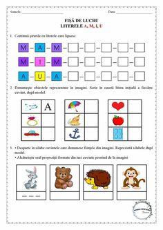 Preschool Worksheets, Alphabet, Letters, Words, Alpha Bet, Letter, Lettering, Preschool Printables, Horse