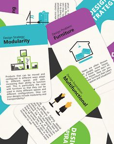 Design Play Cards - Designing for Sustainability