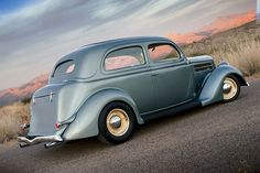 '36 Ford, well done...