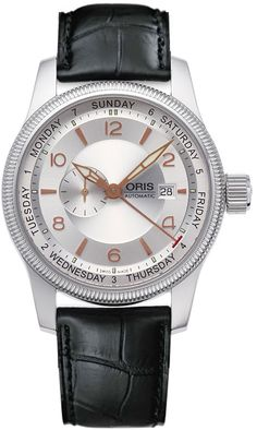 Oris Big Crown Mens Watch Model: 645.7629.4061.LS