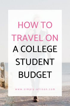 College student ultimate packing list for college spring break! Of what you need to pack on your spring break. Including trips on packing for spring break. Break nails beach The Ultimate Packing List for Spring Break - Simply Allison College Student Budget, College Life Hacks, College Students, Uk College, Boston College, College Tips, Spring Break Quotes, College Supplies, Going Back To College