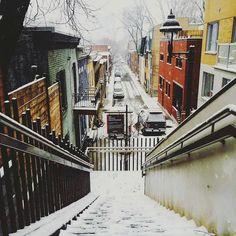 @v_dgza -  Montréal sous la neige.. quelle bonne journée pour débuter la semaine ❄️ Discovered on @so_montreal ========================================= ✅ Turn Post Notification on  ✅ Follow, like and comment ✏ ✅ Tag your friends  ========================================= Follow @1minutemontreal  @1minutemontreal @1minutemontreal ========================================= #1minutemontreal  Crédits: @v_dgza - #regrann