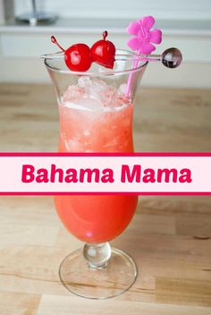 Rum Punch Recipes, Rum Cocktail Recipes, Rum Recipes, Coctails Recipes, Alcohol Drink Recipes, Easy Cocktails, Malibu Recipes, Tropical Drink Recipes, Alcoholic Punch Recipes