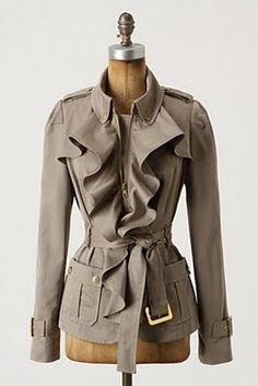 Anthropologie Jacket.