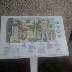 Map of campus at Edgar Cayce's ARE in Virginia Beach. Edgar Cayce, Meditation Stones, Education Center, Virginia Beach, Map, Location Map, Maps