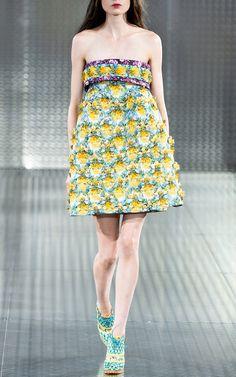 Mary Katrantzou Spring/Summer 2014 Trunkshow Look 22 on Moda Operandi