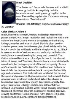 The Magick of Black Obsidian – Witches Of The Craft®