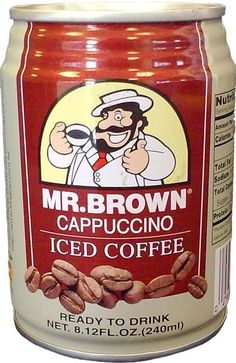 Mr. Brown Iced Coffee * See this awesome product @ http://www.amazon.com/gp/product/B004SF38GG/?tag=pincoffee-20&pst=110716001933