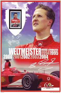 Michael Schumacher, who won Formula One World Champion seven times, is one of the greatest Formula One drivers of all time. He was a Ferrari's team member from 1996 to 2006.