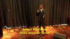 Alex Torres-UNA VIDA CON  EXCELENCIA-Arca de la Salvación-Panamá 62-Pedr...