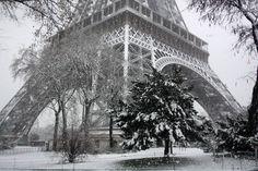 - Sous la neige