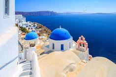 Santorini Greece. by kotenissimo