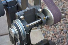 "Homebrew 2"" Belt Grinder - Pirate4x4.Com : 4x4 and Off-Road Forum"