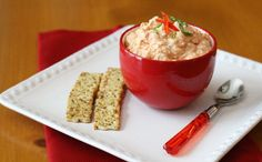 Kickin' Shrimp Dip: Small Bites Pack Big Flavor