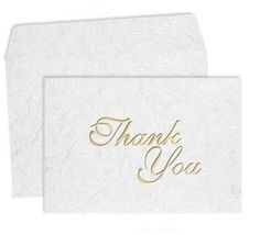 Thank-you notes are a must-do for every wedding gift you receive, but we all know that doesn't mean you love them. Take the advice of someone who's been there...